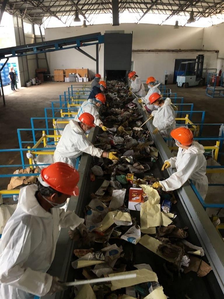 Екологија - Регионален центар за управување со отпад -