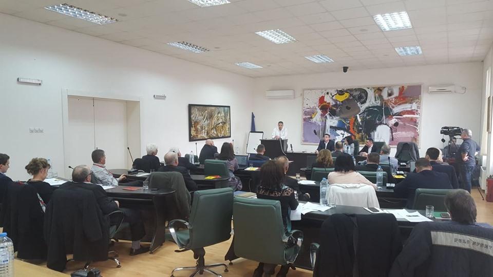 (ВИДЕО)  37 седница на Совет на Општина Кавадарци