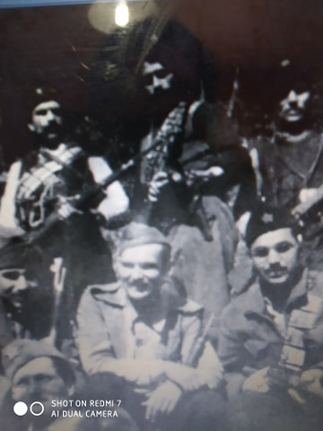 """НА 14 МАЈ  1943 ГОДИНА ФОРМИРАН Е ПАРТИЗАНСКИОТ ОДРЕД """"ДОБРИ ДАСКАЛОВ"""""""