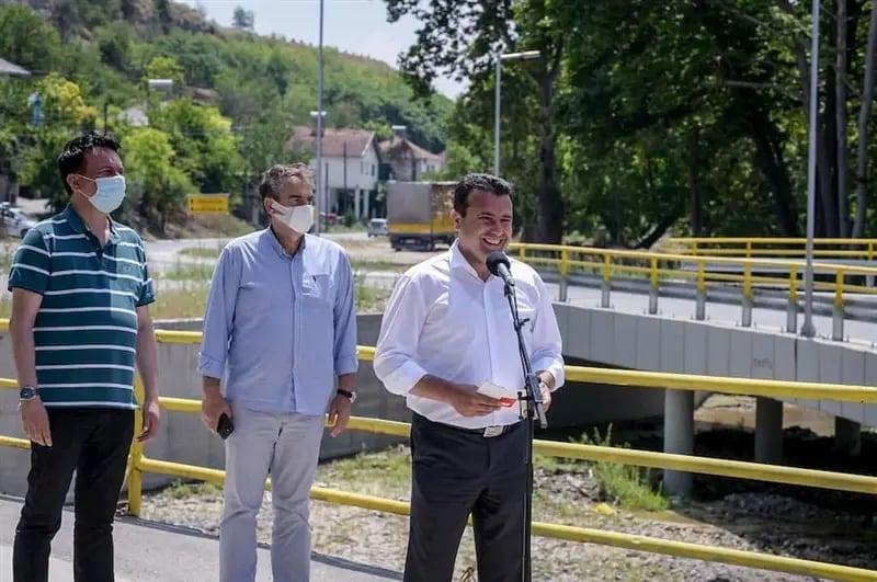 Видео / Претседателот на СДСМ Зоран Заев во Кавадарци и Росоман