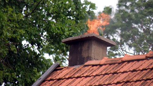 ППТЕ   апелира /  Пожари има и во зима- чистете ги оџаците