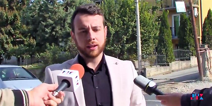 """(Видео) ПРЕС  на СДСМ Кавадарци /  Мелов: """"Граѓаните на Кавадарци добија убава, нова и безбедна сообраќајница"""""""