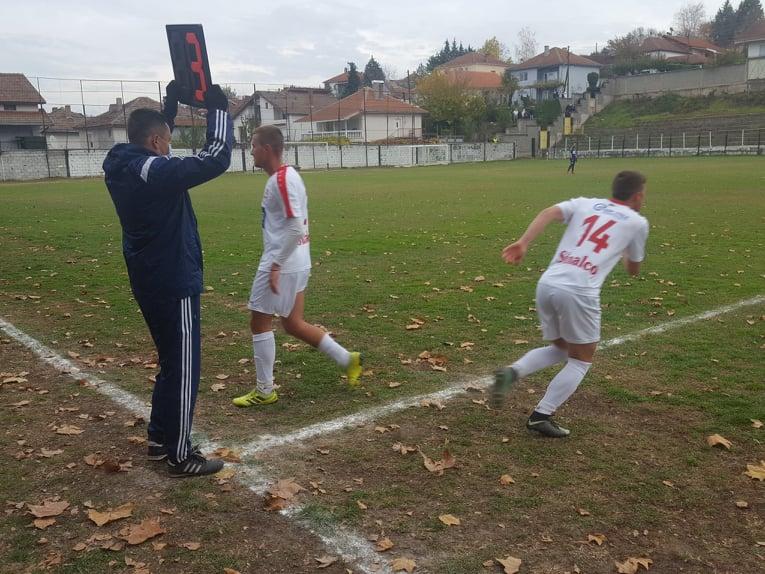 (видео)  ГФК ТИКВЕШ - ОСОГОВО 3-1