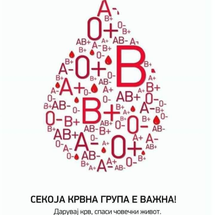 Средношколците даруваа крв
