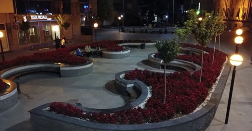 ( Видео ) Реализирани поекти /  Реконструкација на Градски плоштад
