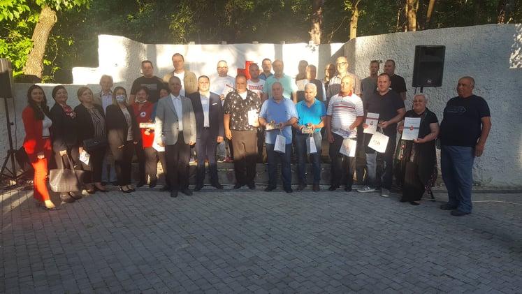 (Видео)Светски ден на Црвен крст/Jубилејни награди за најдобрите крводарители во Кавадарци