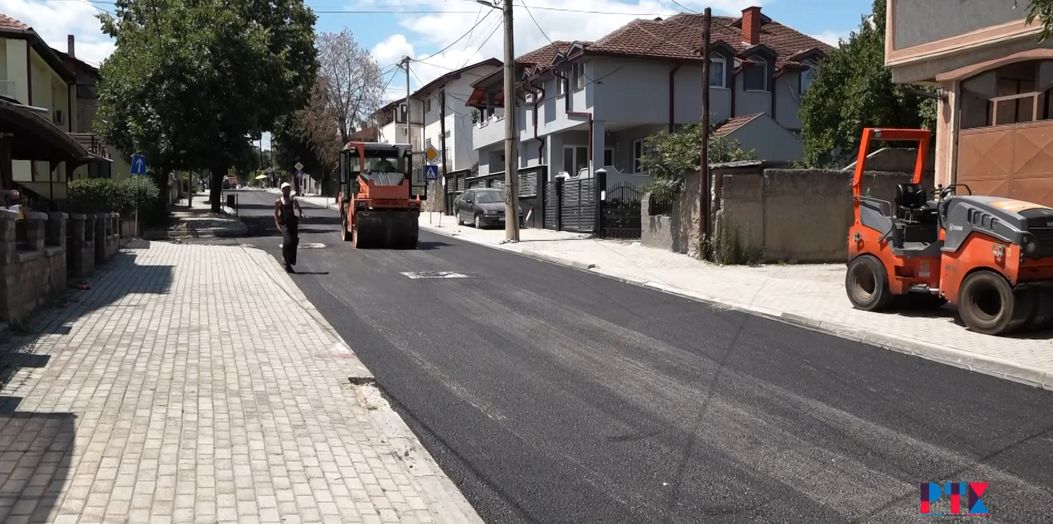 """(Видео) Koмплетна реконструкција на """"Ресавска"""""""